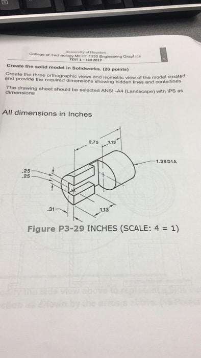 Solidworks question