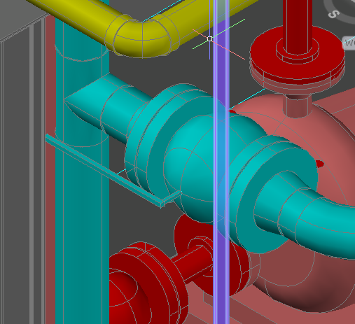 Actually Flanged valve Should be like this