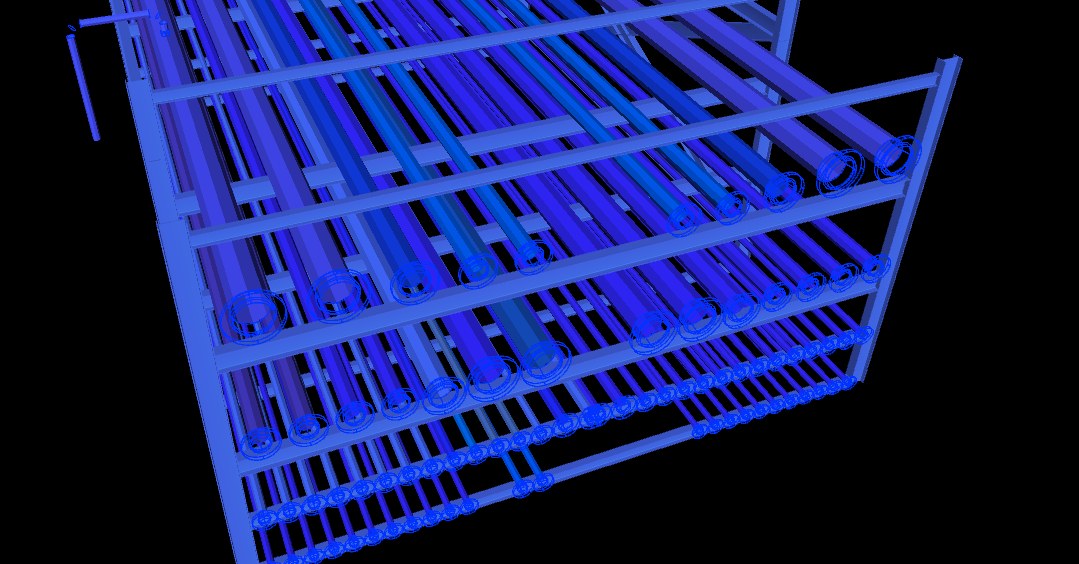 AutoCAD Plant 3D: Some components missing in 2D Wireframe